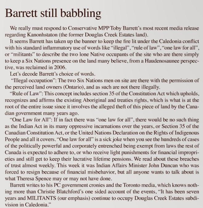 barrett still babbling 1