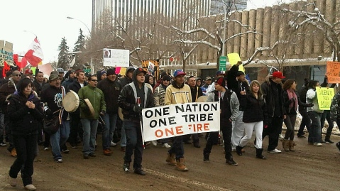 One Nation - One Tribe - One Fire