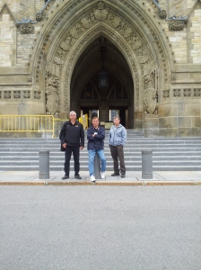 June 17 Mohawk Workers' Delegation to Ottawa - House of Commons