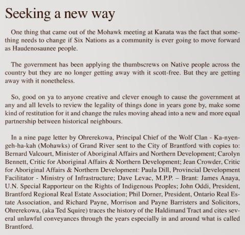 2013 june 5 teka - seeking a new way